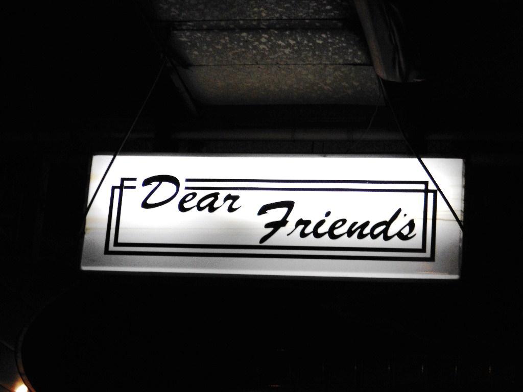 Dear Friend's