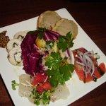 セコンドカーサ - 前菜5種
