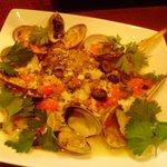 セコンドカーサ - 真鯛のアクアパッツァ