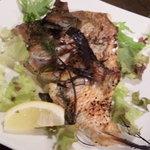 セコンドカーサ - 真鯛のカマ焼き