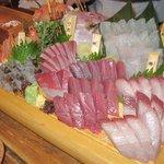 10307635 - 瀬戸内天然魚の刺身盛合せ