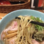 創作らーめん style林 - 料理写真:林流塩らーめん  890円