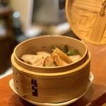 京の韓国家庭料理 ハムケ - ポッサム
