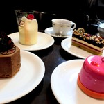 アルカション - ケーキ1回目