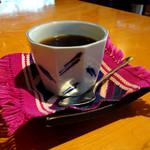 サザ コーヒー - 五浦コヒー(岡倉天心コーヒー)640円