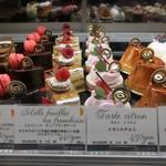 アルカション - ケーキショーケース