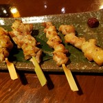 かえるの九八郎 - やきとり串&ぼんじり串