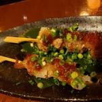 かえるの九八郎 - イベリコ豚のカルビ串
