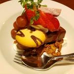 かえるの九八郎 - チョコレートのカタラーナ