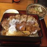 103080670 - 「かつ丼(上)」950円