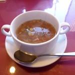 103080690 - ランチ(スープ)