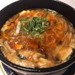 ベルビュー慶招樓 - 酸辣湯麺