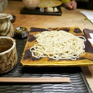 九つ井 玉川店 - お蕎麦