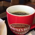 シアトルズベストコーヒー&ダイニング - ショートでもなかなかのボリューム