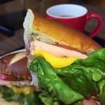 シアトルズベストコーヒー&ダイニング - コレ食べたら 他のランチはムリなレベル