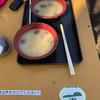 かげ信小屋 - 料理写真:なめこ汁、250円。