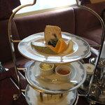 ベノア - Benoist Tea Room(べノアティールーム)のアフタヌーンティー 2100円