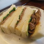ベノア - ローストビーフサンドイッチ