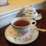 ベノア - 紅茶はウバ