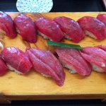 金寿司 地魚定 - まぐろづくし