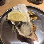 すしまる - 牡蠣岩塩レモン200円