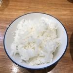 とんこつ亭 ひろみちゃん - 小ご飯120円!