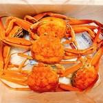 フィッシャーマンズ・ビレッジ - 料理写真:こっぺ蟹