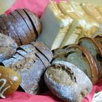 ファービガー アルターク - 料理写真:買求めた品々