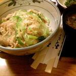 Nishijinebiya - きつね丼