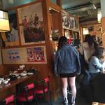 韓国家庭料理 ソウルオモニ - お店の内部の様子です