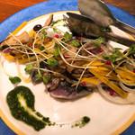 アズーリ - 炙り〆鯖