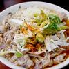 南天 - 料理写真:肉そば