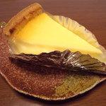 メープル - チーズケーキ
