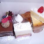 メープル - 購入したケーキ達