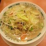 10311229 - 野菜たっぷりタンメン
