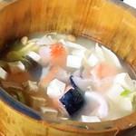 津軽じょっぱり漁屋酒場 - ジャッパ汁鍋