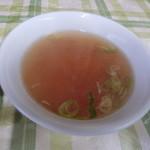 中華飯店三陽 - スープ