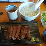 牛たん炭火焼 仁 - 料理写真: