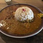 SOMA - 牛すじと野菜のカレー