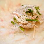 味満ん - 料理写真:ふぐ刺し身