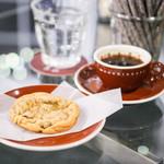 マキネスティコーヒー - キュバーノ、チョコレートチップクッキー