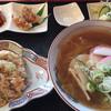 おかや - 料理写真:昼のセット950円(2019.03)