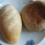 パン・ド・セーグル - 料理写真: