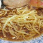 道の駅 オライはすぬま - 麺