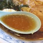 道の駅 オライはすぬま - スープ