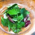 フレンチ食堂 - 旬のサラダ