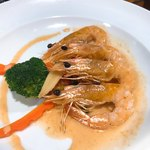 フレンチ食堂 - 天使の海老