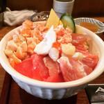 マグロダイニング 蒼 - ランチ 海鮮丼