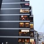 名古屋 名駅 肉寿司 - 名駅3丁目のCOLLECT MARK名駅5Fです