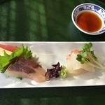 日本料理 彩 - 御造里